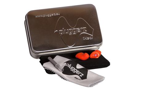 Pluggerz Custom-Made Travel set